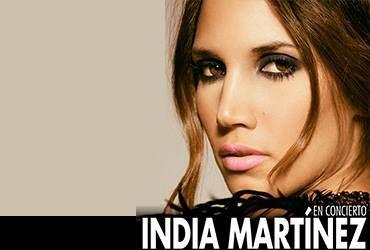 """India Martínez se presentará en directo en la Plaza de Toros """"La Malagueta"""""""