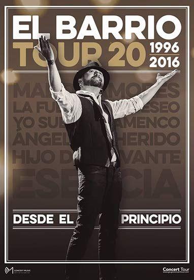 EL BARRIO - TOUR 20